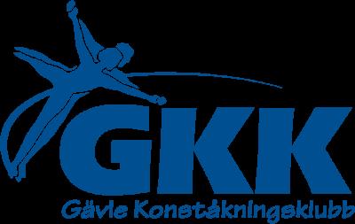 Klubbmärke Gävle Konståkningsklubb