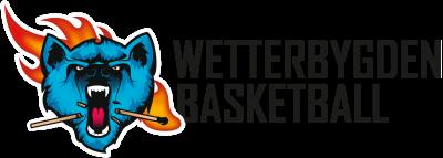 Klubbmärke Wetterbygden Basketball