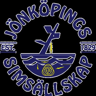 Klubbmärke Jönköpings simsällskap