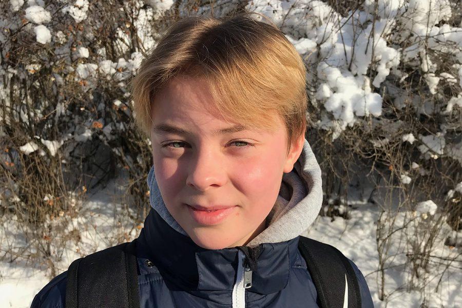 Porträttbild på Malte Sjösten