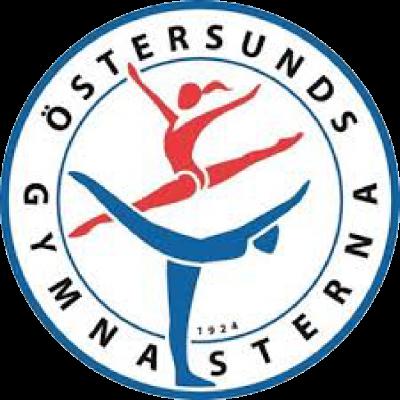 Klubbmärke Östersundsgymnasterna