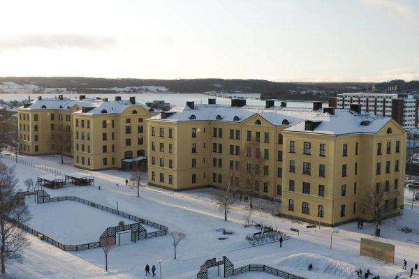 Prolympia Östersund skolbyggnad