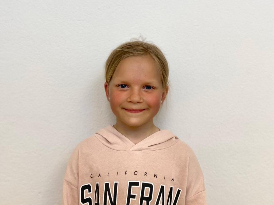 Porträttbild på Alma Asp