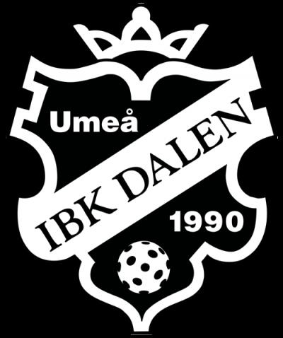 Klubbmärke IBK Dalen