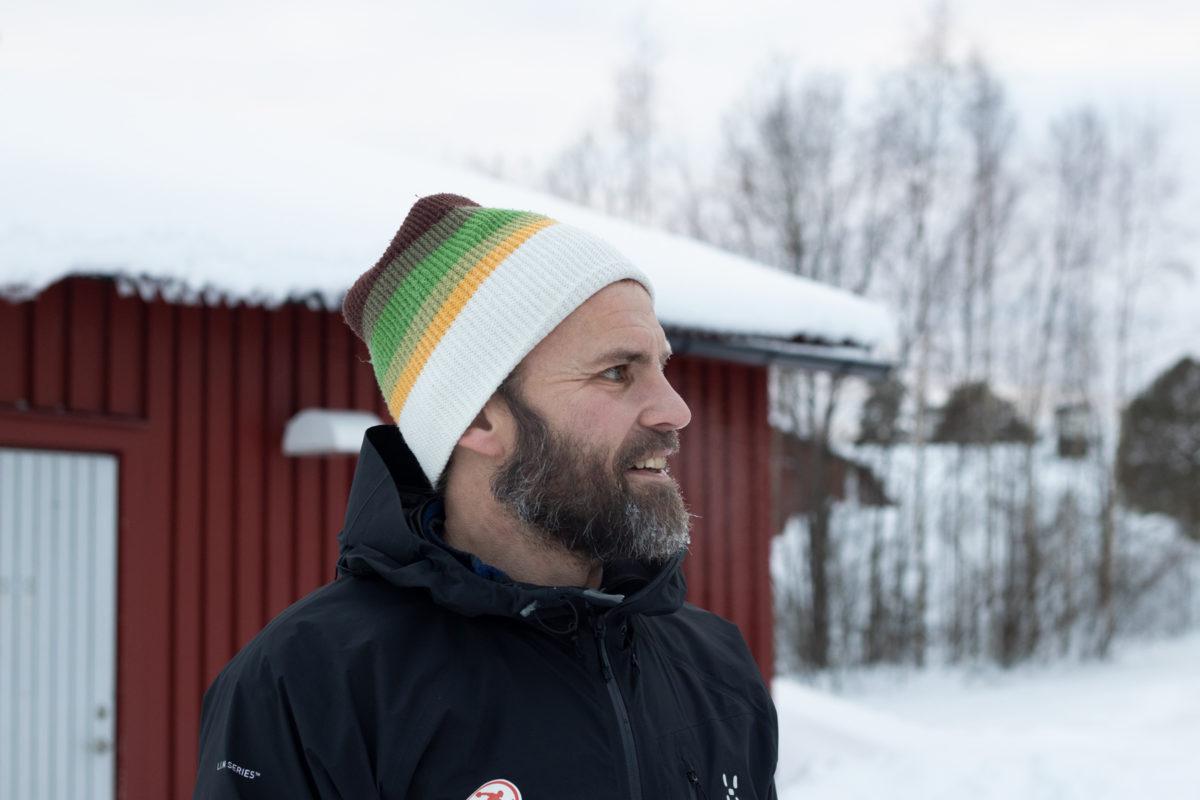 Porträttbild på Kristoffer Videhult