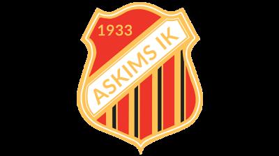 Klubbmärke Askims IK