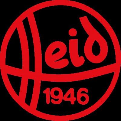 Klubbmärke Heid Handboll
