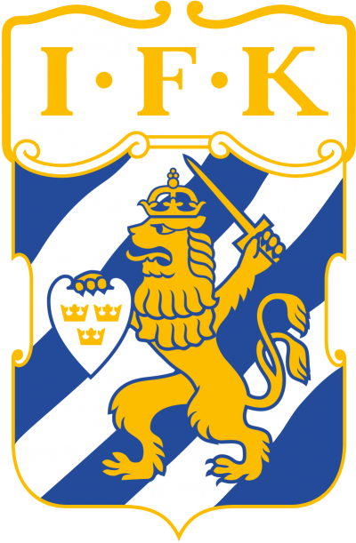 Klubbmärke IFK Göteborg