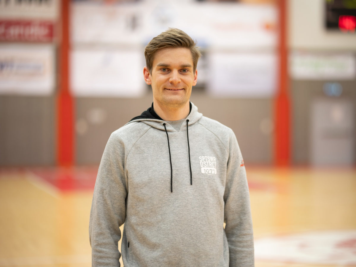 Porträttbild på Pelle Törnqvist
