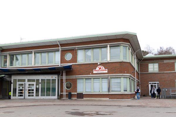 Skolbyggnad Prolympia Västra Göteborg