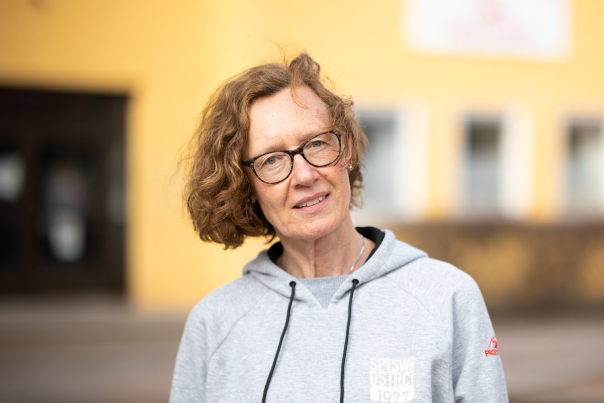 Porträttbild på Elisabeth Ekselius