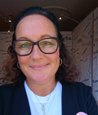 Porträttbild på Victoria Axelsson