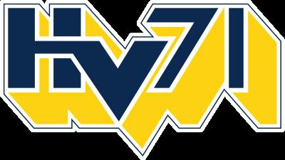 Klubbmärke för HV71