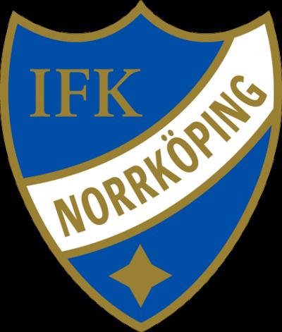 Klubbmärke för IFK Norrköping