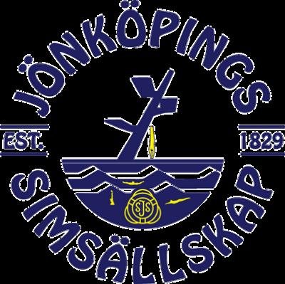 Emblem för Jönköpings Simsällskap