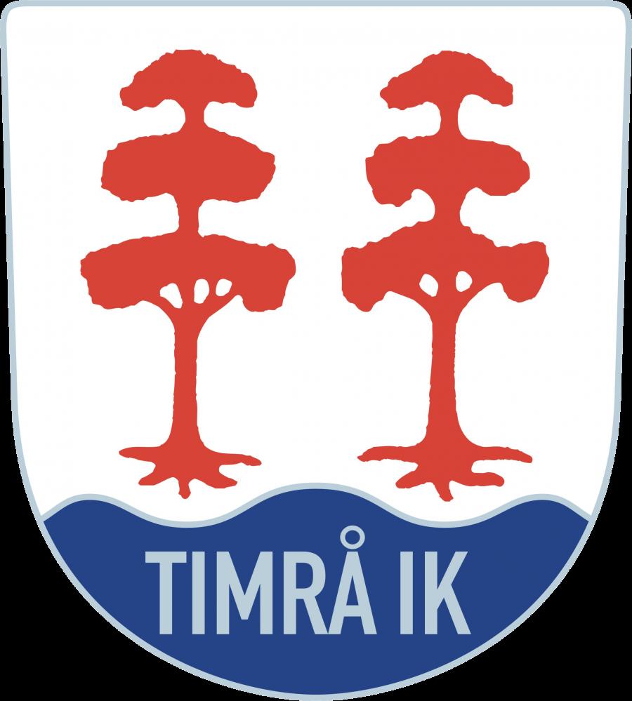Klubbmärke för Timrå IK