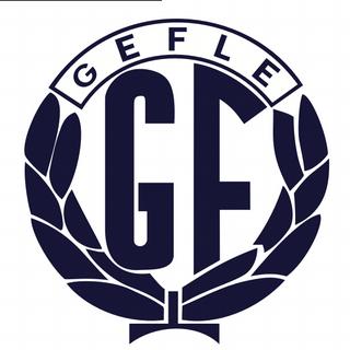 Klubbmärke Gefle gymnastikförening
