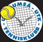 Klubbmärke Umeå tennisklubb