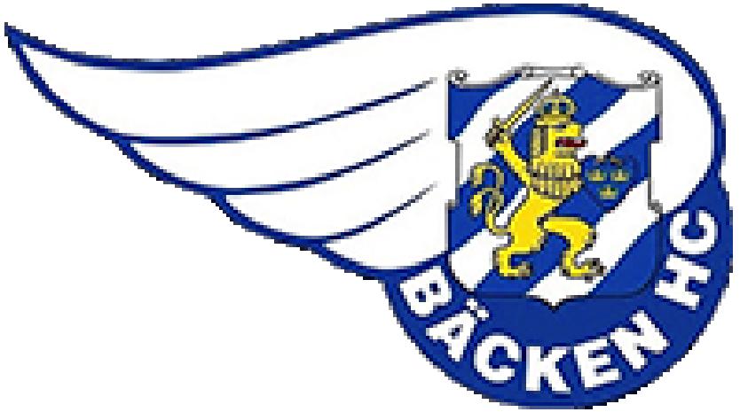 Klubbmärke Bäcken HC