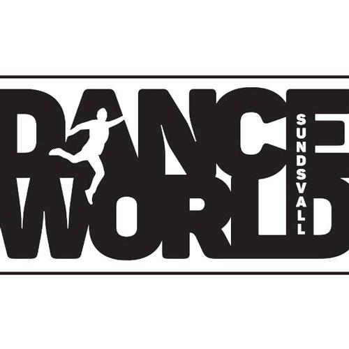 Klubbmärke Dance World Sundsvall
