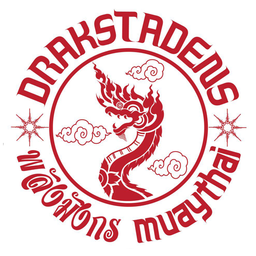 Klubbmärke Drakstadens Muay Thai