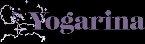 Yogarina logotyp