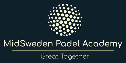 Klubbmärke Midsweden Padel