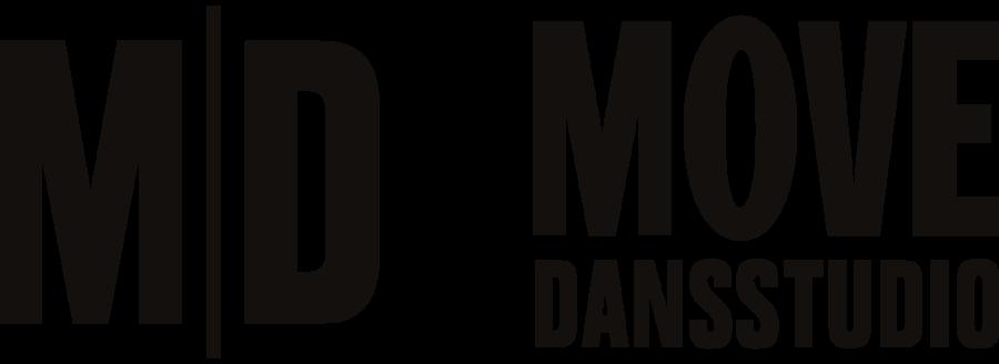 Klubbmärke Move dansstudio