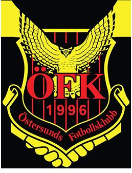 Klubbmärke Östersund FK