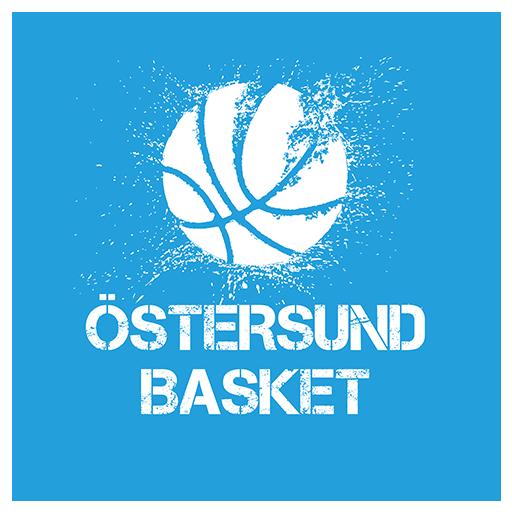 Klubbmärke Östersunds basket