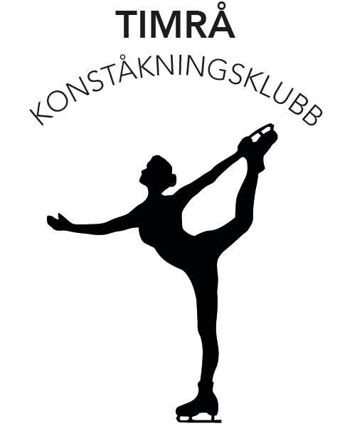 Klubbmärke Timrå konståkningsklubb