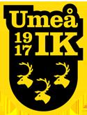 Klubbmärke Umeå IK